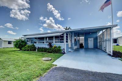 Boynton Beach Condo For Sale: 54016 Chapella Bay