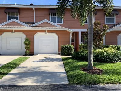 Boca Raton Townhouse For Sale: 5222 Sapphire