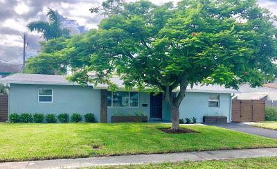 Deerfield Beach Single Family Home For Sale: 317 SE 3rd Terrace