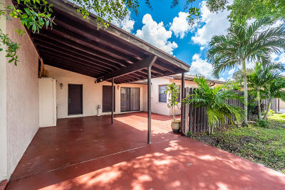 Boca Raton Single Family Home For Sale: 22394 Benidorm Drive