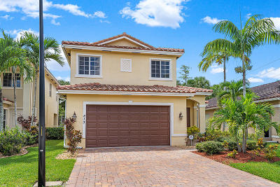 West Palm Beach Single Family Home For Sale: 213 Atwell Drive