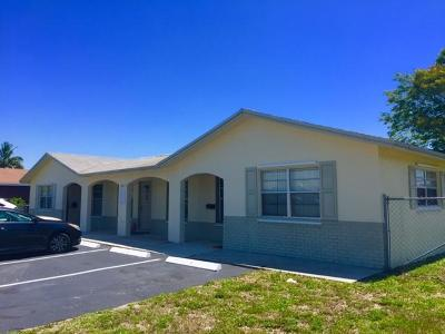 Broward County Multi Family Home For Sale: 1050 SW 76th Avenue