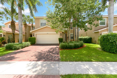 Boynton Beach Single Family Home For Sale: 10269 White Water Lily Way