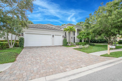 Jupiter Single Family Home For Sale: 101 Hawksbill Way