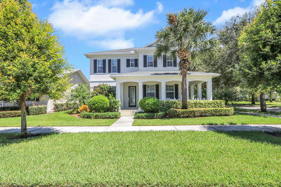 Jupiter Single Family Home For Sale: 1361 Islamorada Drive