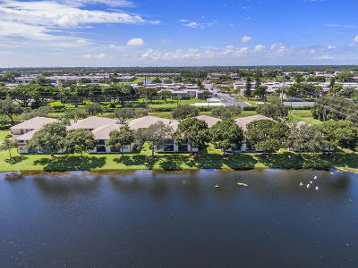 Delray Beach Condo For Sale: 15401 Pembridge Avenue #15