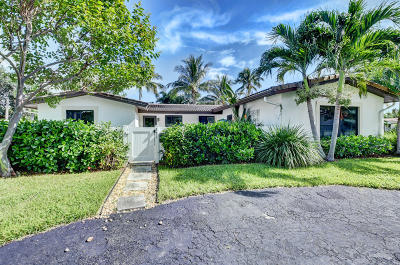 Boca Raton Single Family Home For Sale: 801 SW 1st Street