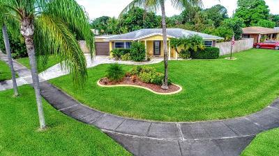 Lake Park Single Family Home For Sale: 502 Teak Drive