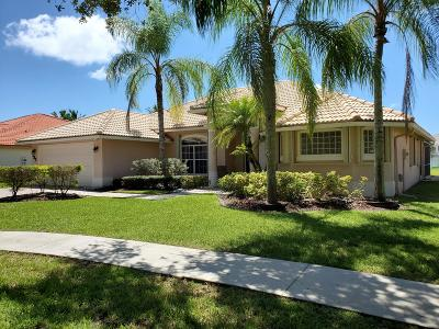 Royal Palm Beach Single Family Home For Sale: 130 Silver Bell Crescent