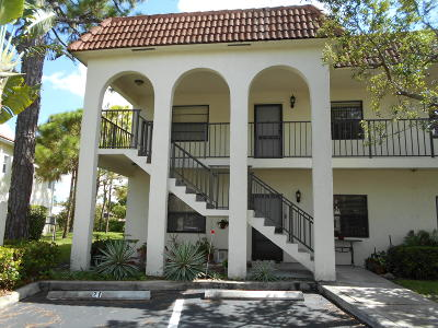 West Palm Beach Condo For Sale: 3408 Cypress Trail #A-201