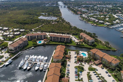 Jupiter Condo For Sale: 2401 Marina Isle Way #301