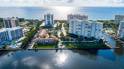 Boca Raton Condo For Sale: 4401 Ocean Boulevard #16