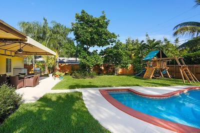 Deerfield Beach Single Family Home For Sale: 1108 SE 6 Street