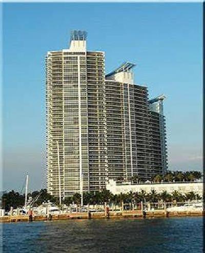Miami Beach Condo For Sale: 400 Alton Road #1609