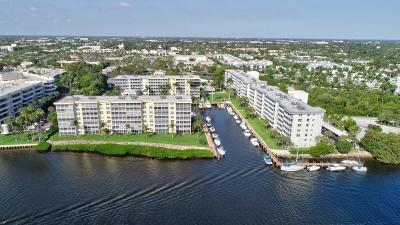 Delray Beach Condo For Sale: 1 Harbourside Drive #4-201