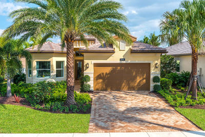 Boynton Beach Single Family Home For Sale: 12550 Kettle River Pass