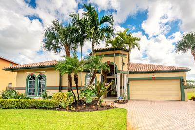 Port Saint Lucie Single Family Home Contingent: 3411 SE Bevil Avenue