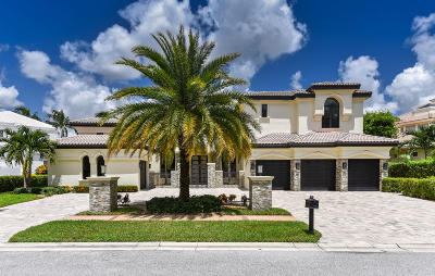 Boca Raton Single Family Home For Sale: 7121 Lions Head Lane