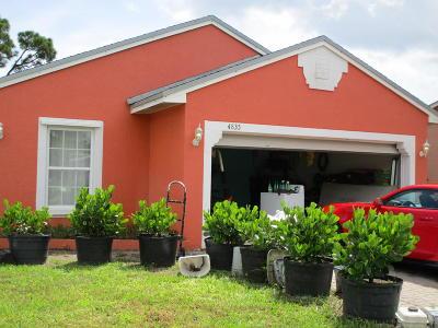 Stuart Single Family Home For Sale: 4835 SE Horizon Avenue
