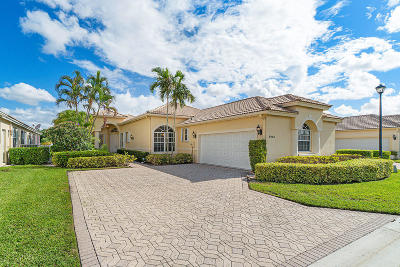 Boca Raton Single Family Home For Sale: 9085 Long Lake Palm Drive