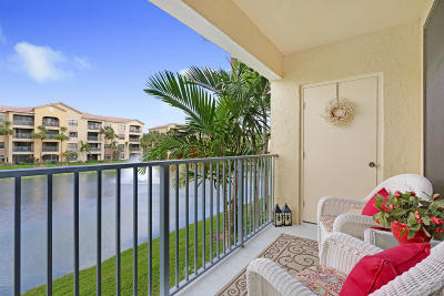 Juno Beach Condo For Sale: 400 Uno Lago Drive #202