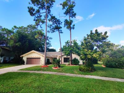 Wellington Single Family Home For Sale: 12410 Sawgrass Court
