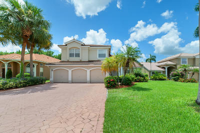 Boca Raton Single Family Home For Sale: 19554 Black Olive Lane