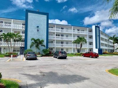 Boca Raton Condo For Sale: 1058 Exeter D #1058