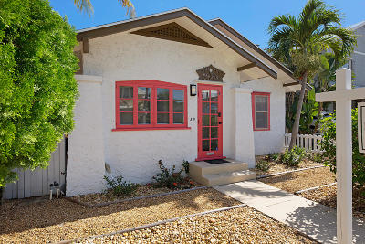 West Palm Beach Single Family Home For Sale: 310 Vallette Way