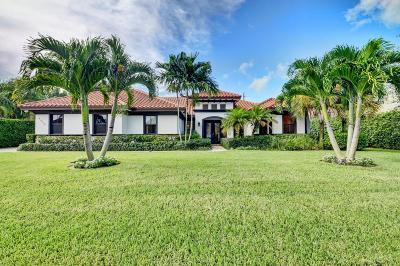 Boynton Beach Single Family Home For Sale: 4494 Gleneagles Drive