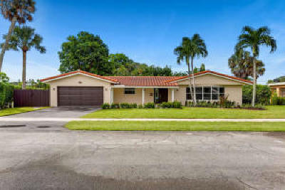 Boca Raton Single Family Home For Sale: 600 SW 3rd Street