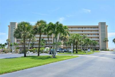 Jensen Beach Condo For Sale: 10200 S. Ocean Drive #507