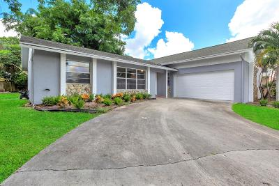 Boynton Beach Single Family Home For Sale: 5433 Rose Marie Avenue