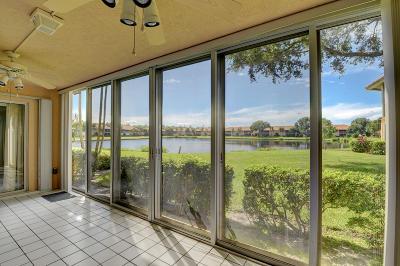 Boynton Beach Condo For Sale: 7873 Whispering Palms Drive #102