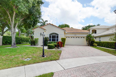 Boca Raton Single Family Home For Sale: 6511 Brava Way