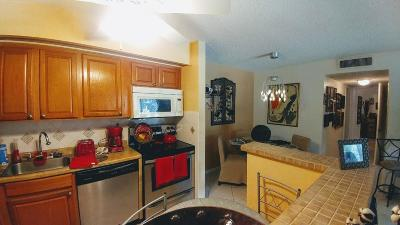 Delray Beach Condo For Sale: 15449 Lakes Of Delray Boulevard #106