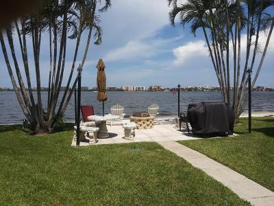 Lake Worth Condo For Sale: 1430 S Lakeside Drive #20