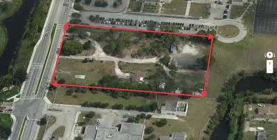 Lake Worth Residential Lots & Land For Sale: 4900 52nd Court