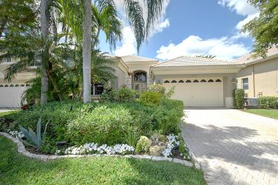Delray Beach FL Single Family Home For Sale: $489,000
