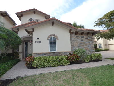 West Palm Beach Condo For Sale: 10218 Orchid Reserve Drive