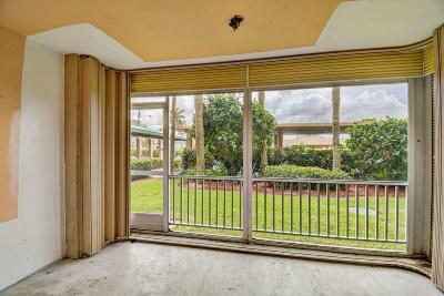 Delray Beach Condo For Sale: 931 Gardenia Drive #168