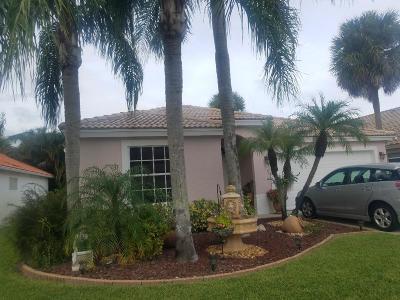 Royal Palm Beach Single Family Home For Sale: 274 Saratoga Boulevard E