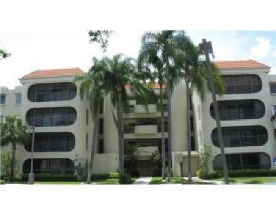 Boca Raton Condo For Sale: 6342 Longboat Lane W #102