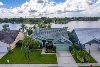 Wellington FL Single Family Home For Sale: $509,000