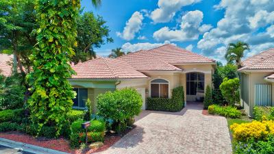 Boca Raton Single Family Home For Sale: 7020 Islegrove Place