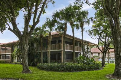 Palm Beach Gardens Condo For Sale: 307 Brackenwood Circle