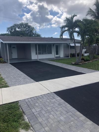 Pompano Beach Single Family Home For Sale: 3420 NE 12th Avenue