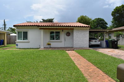 Fort Lauderdale Single Family Home For Sale: 1225 NW 7th Avenue