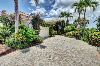 Delray Beach FL Single Family Home For Sale: $589,250
