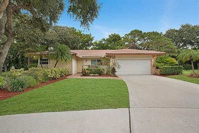 Boca Raton Single Family Home For Sale: 2418 NW 32nd Street Street